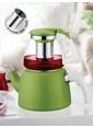 Mizzy Home Cam&Emaye Çaydanlık Set Renkli